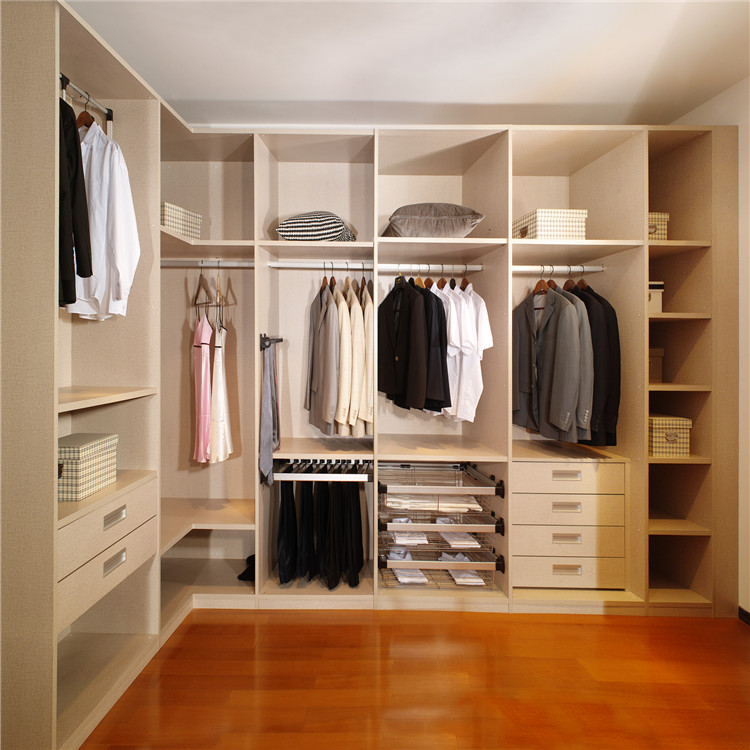 Customized bedroom wooden walk-in wardrobe design Тостер