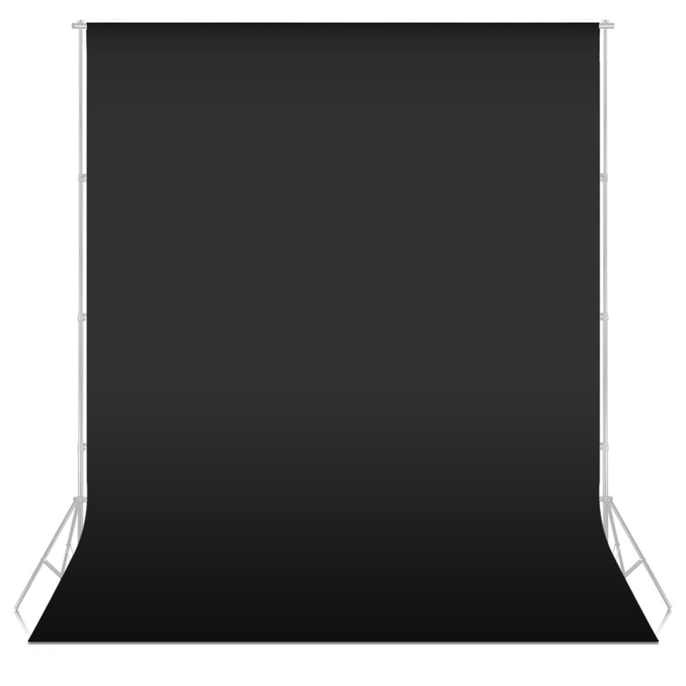 7colors 1.6X1m Photography studio Green Screen Chroma key Background Backdrop for Studio Photo lighting Non Woven BLACK backdrop supon 6 color options screen chroma key 3 x 5m background backdrop cloth for studio photo lighting non woven fabrics backdrop