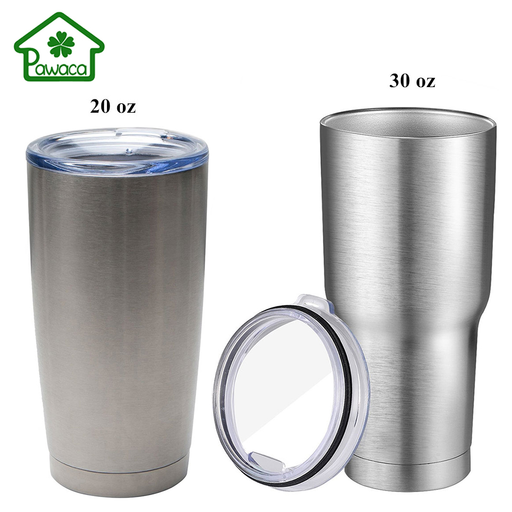 New Arrived Sliver Metal Insulated <font><b>Tumbler</b></font> Travel Mug Water Bottle Beer Coffee <font><b>Cup</b></font> with Lid for 20/30 oz <font><b>Yeti</b></font> <font><b>Rambler</b></font> <font><b>Cars</b></font> <font><b>Cups</b></font>