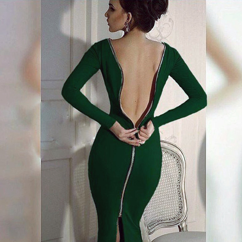 2016-Women-Party-Dress-Elegant-Evening-Zipper-Bodycon-Sexy-Long-Sleeve-Ladies-Vestidos-Autumn-Club-Slim (1)