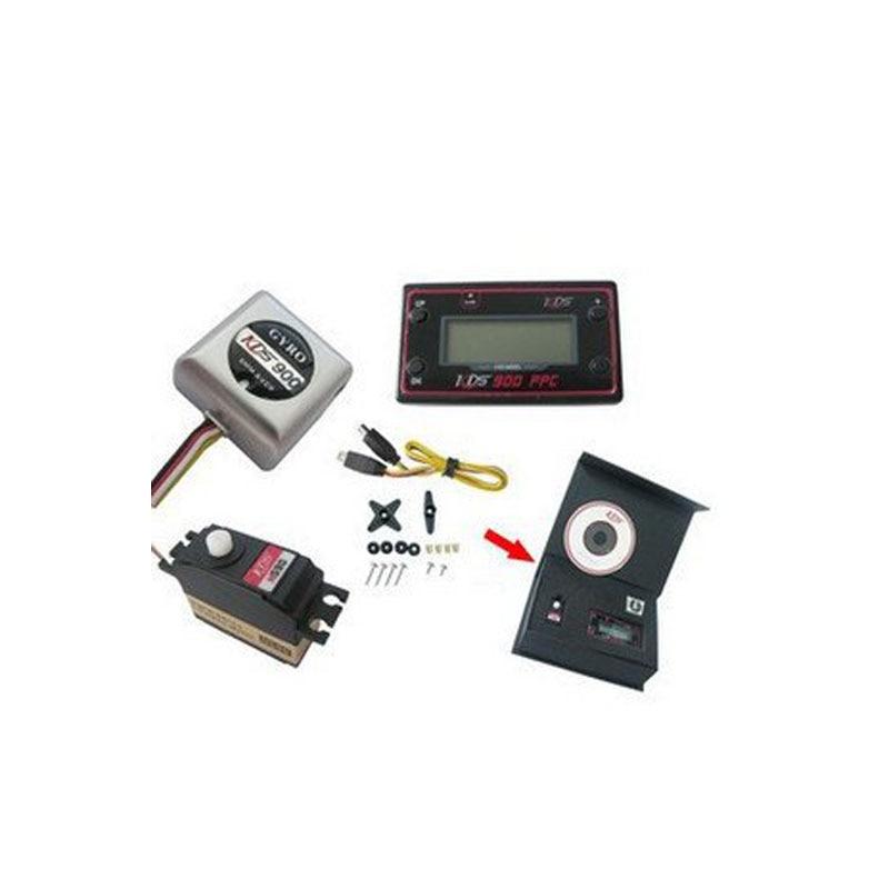 KDS900 controller GYRO hinzufügen KDS 900 PPC werden auf eine par mit FUTABA GY520 für 250 500 550 600 700 jede hubschrauber 3d-in Teile & Zubehör aus Spielzeug und Hobbys bei  Gruppe 1