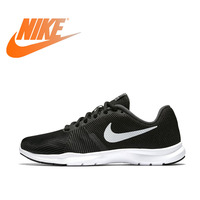 Original Authentic NIKE FLEX BIJOUX AIR MAX Zoom Air Womens Running Shoes Sneakers Breathable Lightweight Non slip Classic