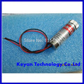 !!! 10 шт. 5 нм МВт Красной Линии Лазерного Модуля Стеклянный Объектив Фокусируемый Промышленного Класса