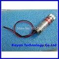 !!! 10 pcs 650nm 5 mW Red Laser Linha Módulo Lente De Vidro Focusable Classe Industrial