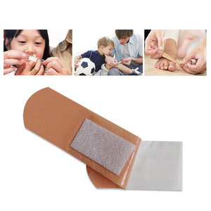 Image 3 - OPHAX 50Pcs Waterproof Band Hemostasis Aid Stickers Adhesive Bandage Wound Dressings Sterile First Aid Bandage Medical Plasters