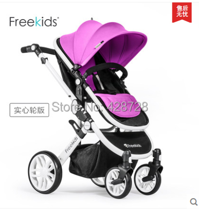 Original Freekids baby stroller light folding child baby shock absorbers stroller