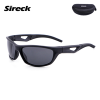 Sireck Polarized Cycling Glasses UV400 Sport Sunglasses Men Women Bicycle Bike Glasses Cycling Eyewear Oculos Gafas