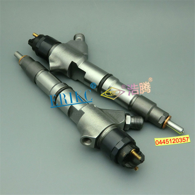 ERIKC 1034080002 Inyectores Common Rail 0445120357 Diesel Fuel Injector 0 445 120 357 Engine Part Fuel Injector 0445 120 357 (4)