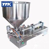 Ev Aletleri'ten Gıda Dolum Makineleri'de YTK 50 500 ml Tek Kafa Krem Pnömatik dolum makinesi taşlama