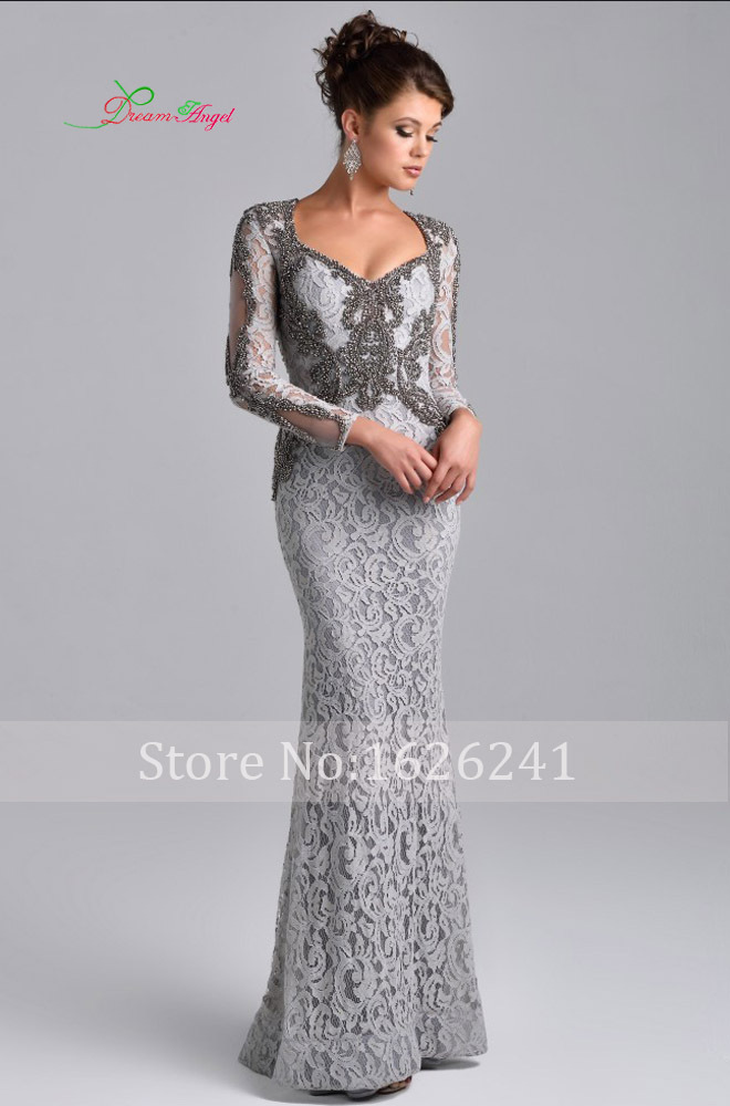 Elegant evening long dresses