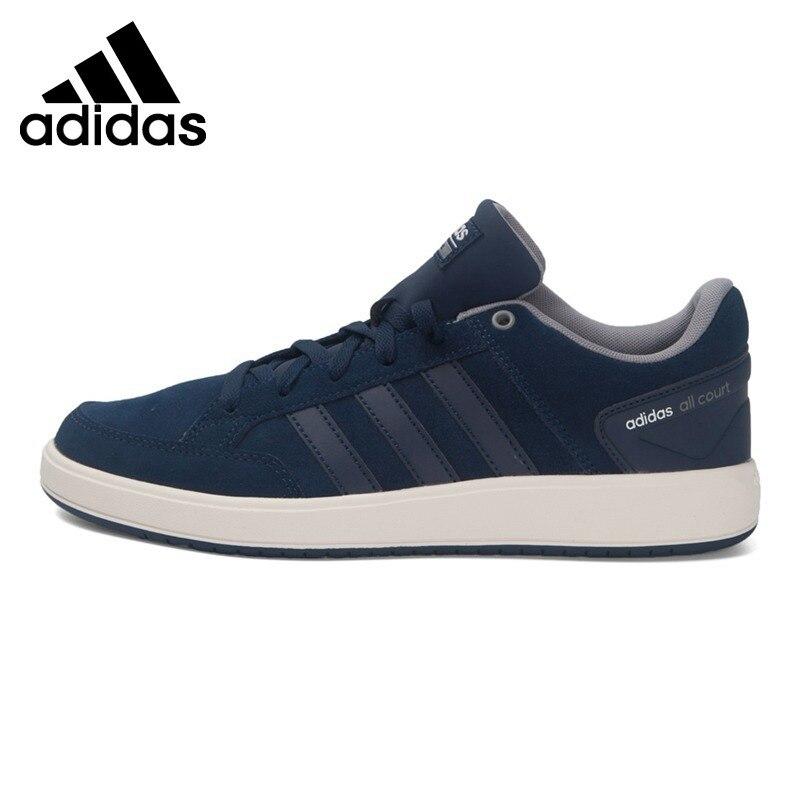 Original New Arrival 2018 Adidas CF ALL COURT Men's Tennis Shoes Sneakers