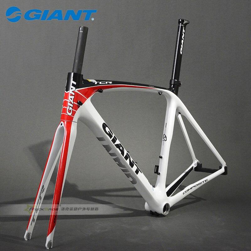 GIANT TCR Composite De Fibra De Carbono Cuadro de La Bicicleta ...