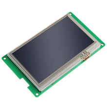 3D Printer Parts 4.3 Inch press Lcd Display 4.3 Inch Control Panel Screen For Creality Cr-10S Pro 3D Printer lmg7401plbc 5 7 inch lcd screen display panel for hmi repair parts new