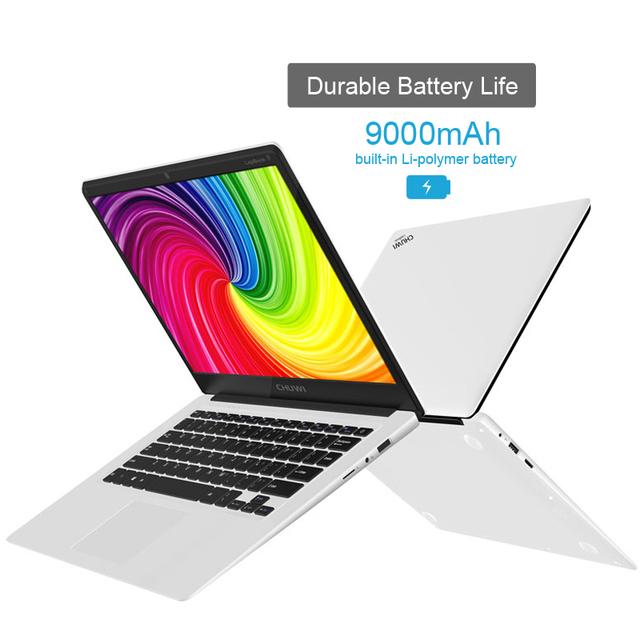 Chuwi LapBook 14.1 inch LapTop Windows10 Intel Apollo lake N3450 4GB RAM 64GB ROM IPS 1920×1080 Full HD Tablet PC NoteBook