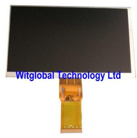 Witblue New LCD Display Matrix For 7 PLAYPAD 3 Tablet inner LCD screen panel Module Replacement Free Shipping 6 lcd display screen for onyx boox albatros lcd display screen e book ebook reader replacement