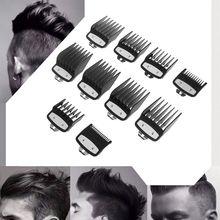 Машинка для стрижки волос предельный гребень направляющая насадка Размер Парикмахерская Замена стайлер инструменты Прямая поставка