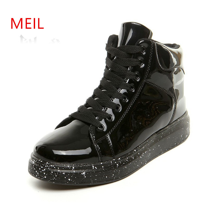 Superstar Leather Footwear Zapatos Hombre Hip Hop Shoes Casual Ultra Boots Trainers Fashion High Top Shoes Men Sneaker Eur36-44 high top leather sneakers men casual shoes fashion luxury trainers ankle boots lace up casual sneaker brand zipper hip hop shoes
