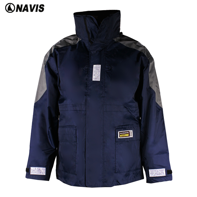 Navis marine sailing jacket fishing rain gear boating for Fishing rain gear reviews