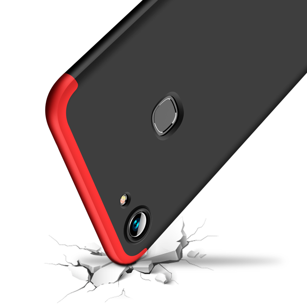 For Vivo Y83 Case Vivo y9 360 Degree Protected Full Body Phone Case for Vivo Y83 Y 83 Case Shockproof Cover for Vivo Y9 Y 9 Case in Fitted Cases from Cellphones Telecommunications
