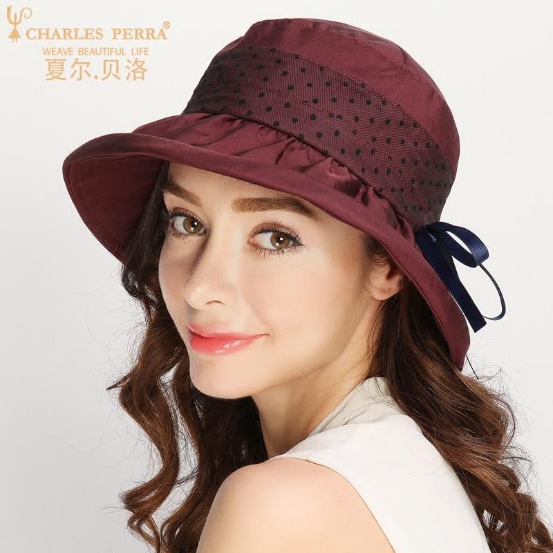 Sunhat femme visière chapeau printemps été loisirs crème solaire chapeaux respirant élégant vacances femmes pêcheur Version coréenne Cap H203