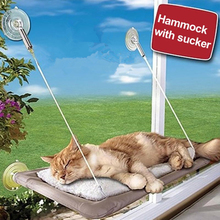 Novelty Design Cat Bed foldable Cute Hanging Perch Beds Pet Sunny Seat Window Mount Hammock Comfortable