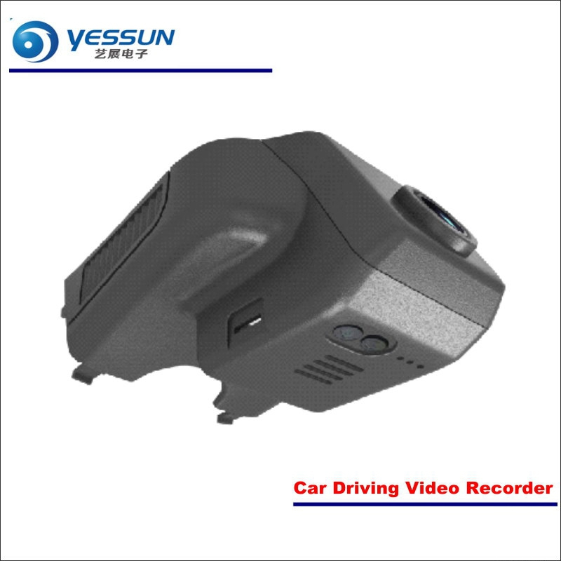 YESSUN Car DVR Driving Video Recorder For Mercedes Benz R Class R350 2015~2017 Front Camera Black Box Dash Cam - Head Up Plug auto fuel filter 163 477 0201 163 477 0701 for mercedes benz
