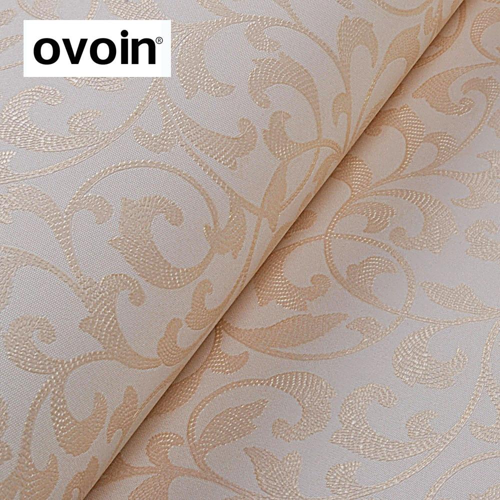 Marvelous Creme/Beige/Lila/Grau Natur Lockige Reben Wasserdichte Tapete Für Bad  Einfarbig Scroll