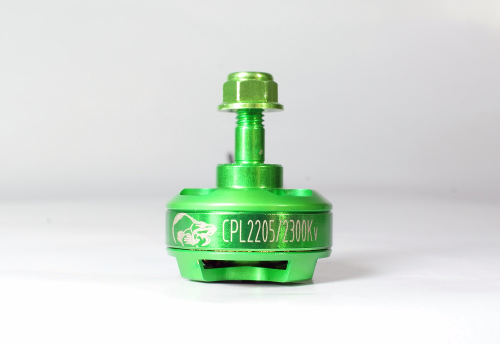 Green Cobra Motor CPL2205-2300DP,Kv=2300, 4pcs/Pack  Brushless Motor for Mini Drone Racing, Mini quad racing,free Shipping прицеп tomy прицеп самосвал камни серый 4894001917537