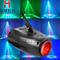 Hongyi Stage Lighting HOT LED Small Airship/RGBW Color 10W LED Moonflower Lighting /Xmas Party lights