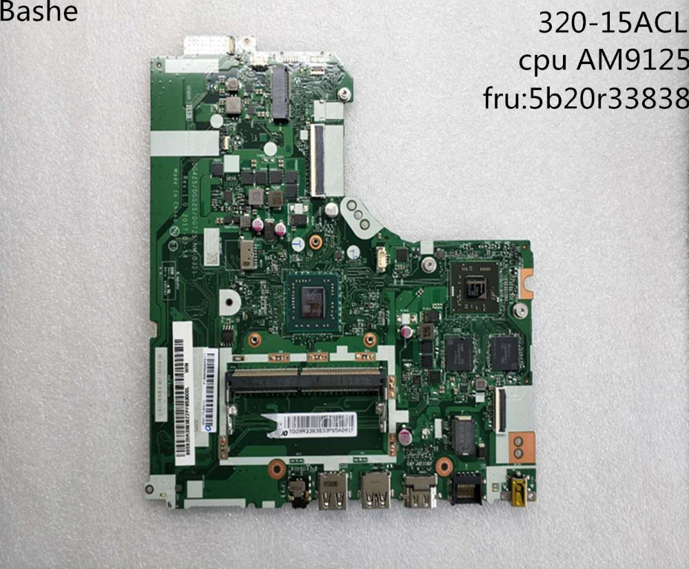 New Lenovo IdeaPad 320 15ACL 320 15AST notebook motherboard NM B321 FRU 5B20R33838 motherboard 100 test