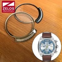 Mineral Crystal DZ Watch Glass for Diesel OVERFLOW mens watch
