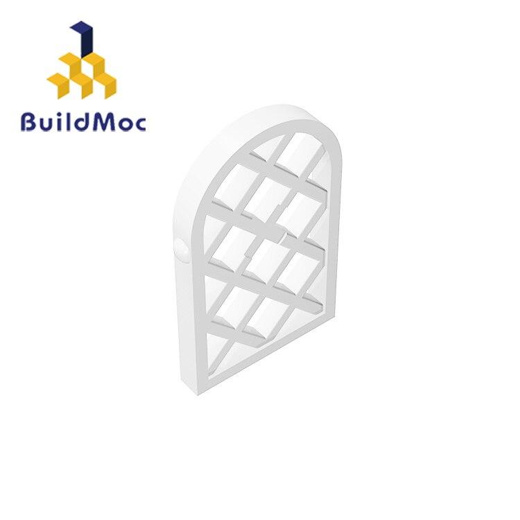 BuildMOC Compatible Assembles Particles 30046 1x2x22/3 For Building Blocks Parts DIY LOGO Educational Tech Parts Toys