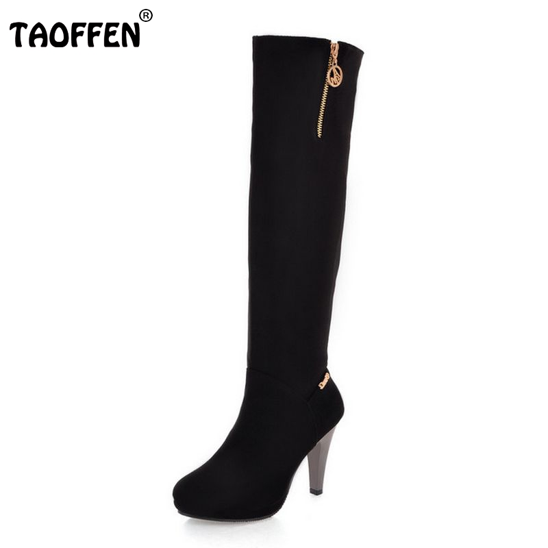 Free shipping over knee long high heel boots women snow fashion winter warm boot footwear shoes P9674 EUR size 34-39 free shipping over knee high heel boots women snow fashion winter warm footwear shoes boot p15646 eur size 30 49