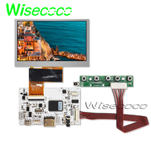 Display driver board ki 4.3inch tft lcd screen panel 480x272 HSD043I9W1-A00 with mirco usb hdmi controller board hsd190men3 a00 hsd190men3 a00 lcd display screens