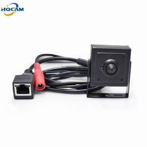 """Image 2 - HQCAM 720P 960P 1080P 3MP 4MP 5MP ONVIF P2P 보안 실내 미니 ip 카메라 CCTV 미니 카메라 감시 IP 카메라 1/4 """"H62 CMOS"""