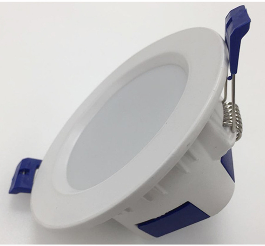 85-265V Led Downlight 5W 7W 9W 12W 15W high-qualit LED Ceiling Round Recessed Lamp Living room LED Spot Light For Bathroom HY