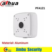 DAHUA IP bullet Camera Brackets Junction Box PFA121 CCTV Accessories Camera Mount Aluminum material