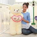 2016!Baby Bear plush toy doll Teddy Bear 100cm Teddy Bear doll doll birthday gift girl child
