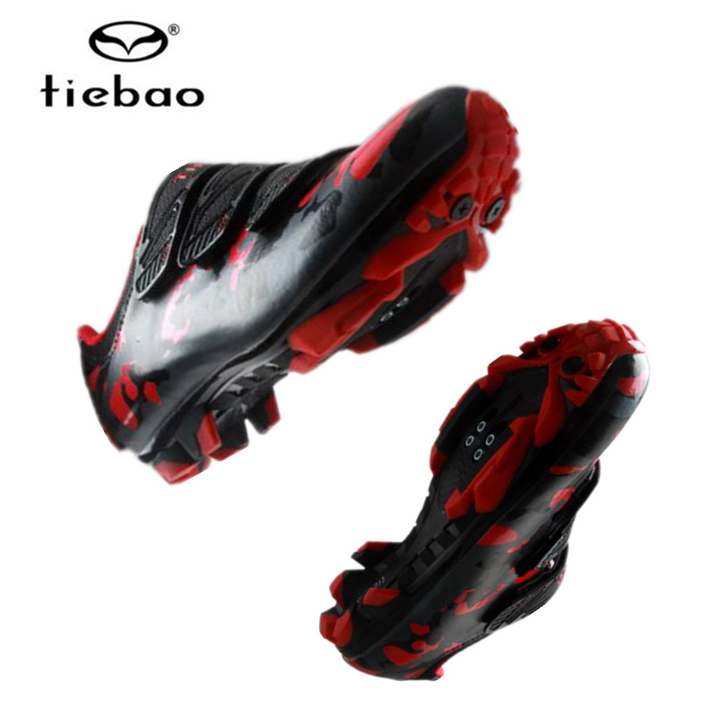 Tiebao sapatilha ciclismo mtb New Arrival MTB Cycling Shoes Outdoor Mountain Bike Shoes Women sneakers Men Strap Bicycle Shoes tiebao bicicleta mountain bike cycling shoes men sneakers bike riding sapatilha ciclismo mtb bicycle sneakers superstar shoes