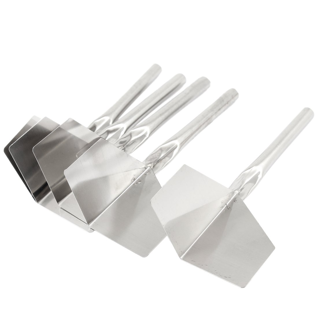 Garden Metal Handle 90 Degree Drywall Outside Corner Trowels 5 Pcs