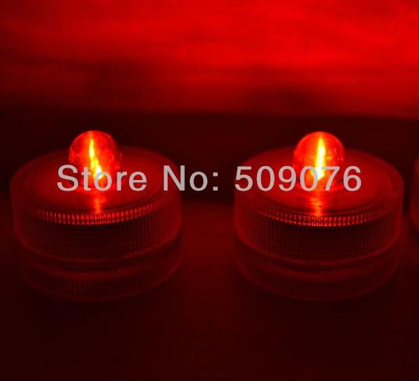 24 шт./лот 8 видов цветов беспламенный свечах привело свечи водонепроницаемый светодиодные свечи для свадьбы