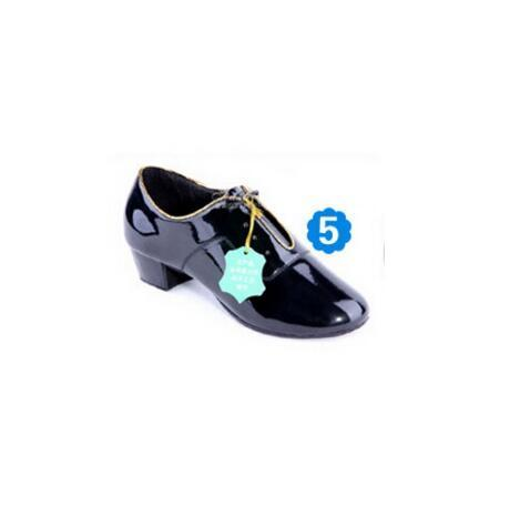 2016 New Hot Kids/Children/Boys Latin/Jazz/Waltz Dance Shoes Baby Kids PU Leather Soft Sole Shoes Size 24-40 6Colors Options