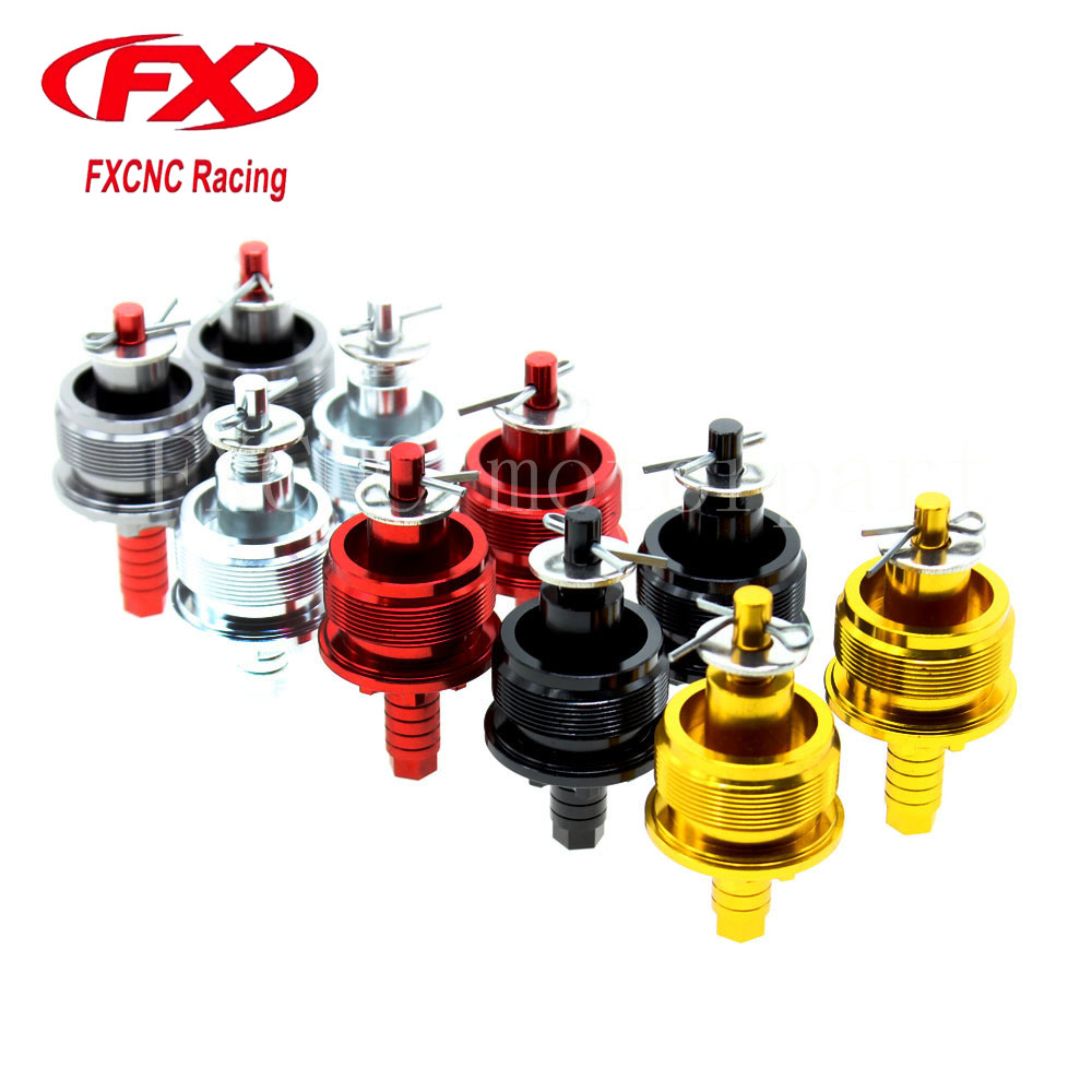 FX CNC Motorcycle Aluminum Preload Adjusters Fork Bolts  Fit Yamaha YZF R3 2015 R25 2013 2014 Moto Parts Accessories