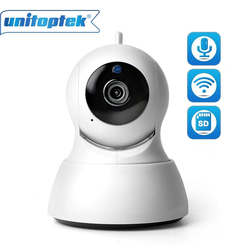Sans fil 720 P 1.0MP WIFI IP Caméra IR 10 M Deux Voies Audio Sécurité CCTV Surveillance Smart Caméras Wi-Fi Bébé moniteur APP iCSee