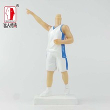Cake Topper creative gift customized personalized custom avatar reality doll custom clay dolls fixed resin body DR993