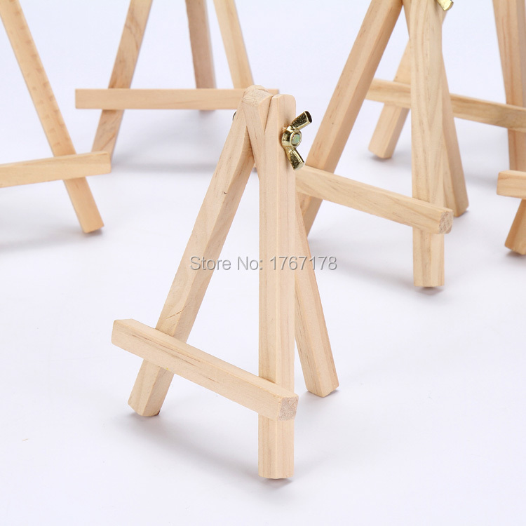 mini wooden easel tabletop photo exhibition easel for painting stand easelchina - Tabletop Easel