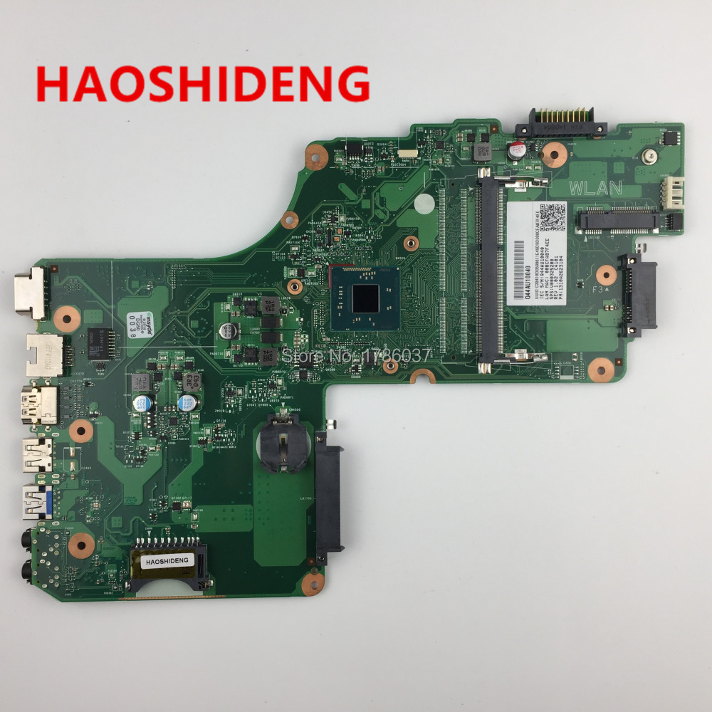 V000325200 For TOSHIBA Satellite C50 C55 C55-A series Motherboard,All functions fully Tested ! v000138700 motherboard for toshiba satellite l300 l305 6050a2264901 tested good