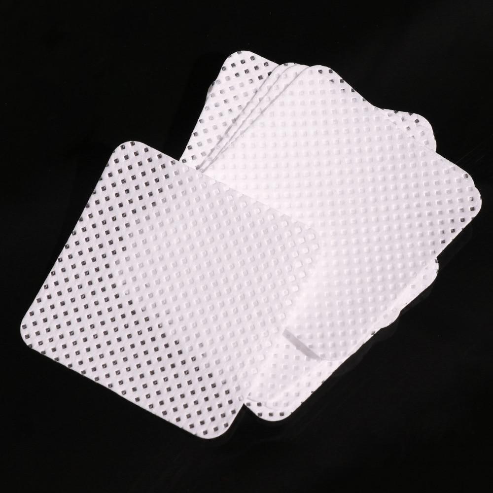3000Pcs Nail Polish Remover Wipes Pads Paper Polish Tips Cotton Nail Soak Off Gel Clean Wraps Salon Manicure Nail Art Tool