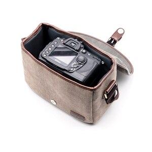 Image 5 - Wennew Retro Camera Shoulder Bag for Fujifilm X H1 X T3 X PRO 2 X T100 X T20 X T10 X T2 X T1 X E3 X E2 X E1 X A10 X A5 X A3 X70