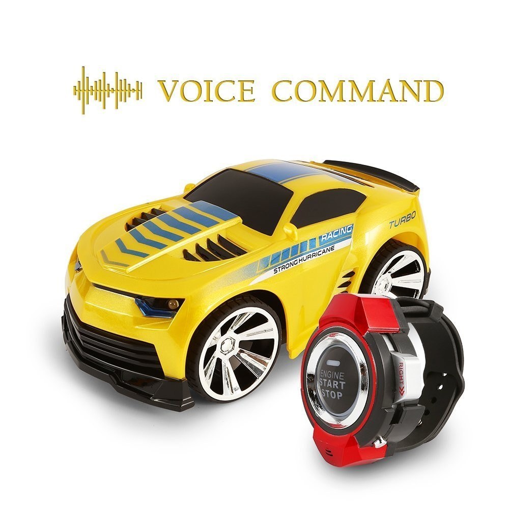 Toy-Voicecar-Yellow